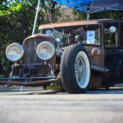 Customized  1929 Ford Rat Rod