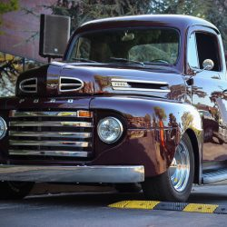 Customized 1950 Ford F1 Pickup