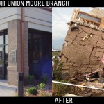 Moore Branch Before and After