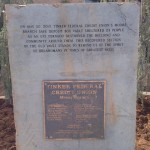 Moore Monument