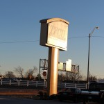 Moore Branch Sign