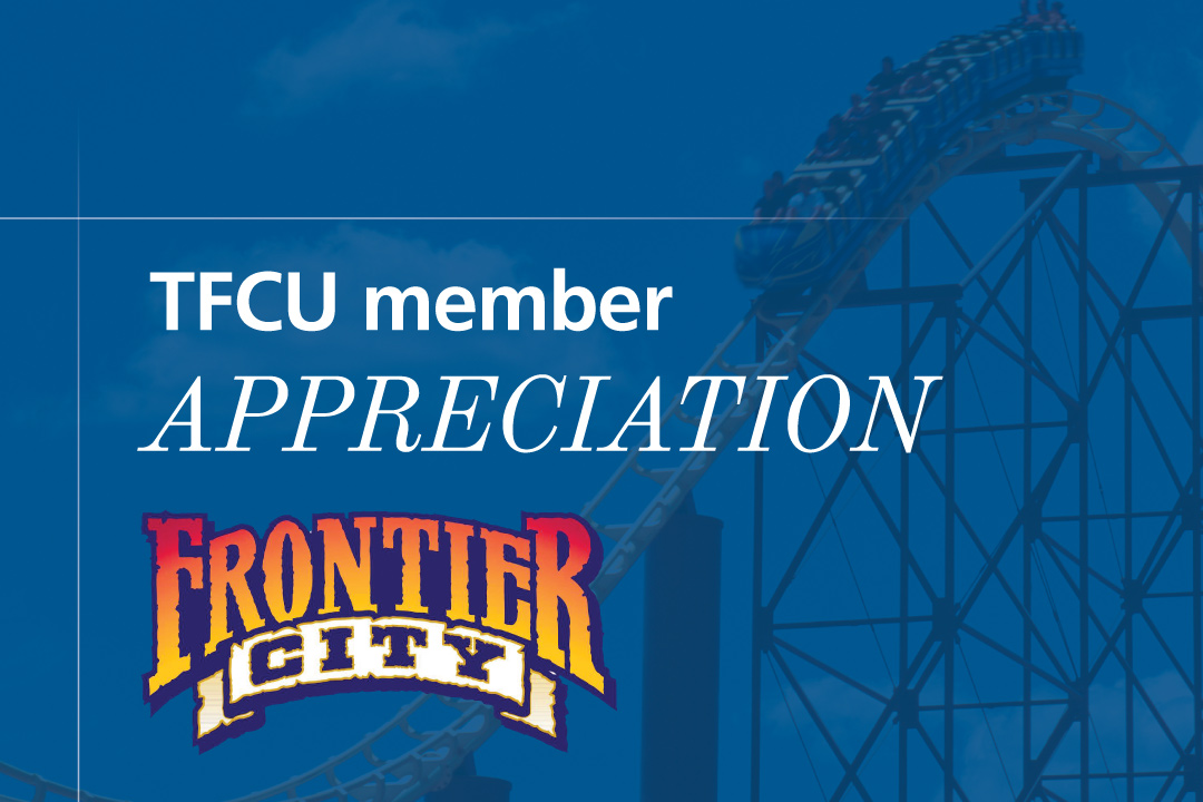 2019 TFCU Member Appreciation Day at Frontier City
