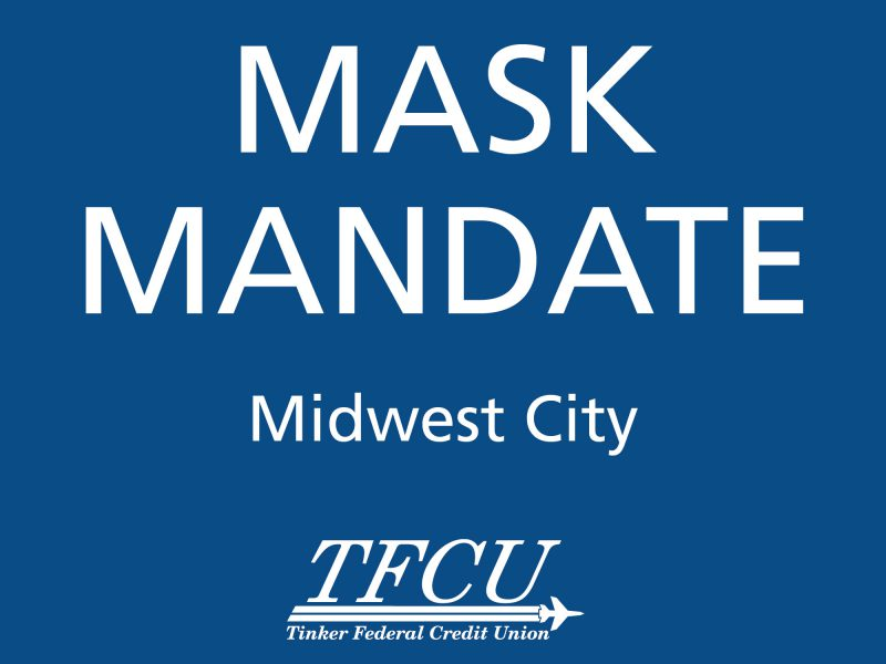 Mask Mandate Midwest City