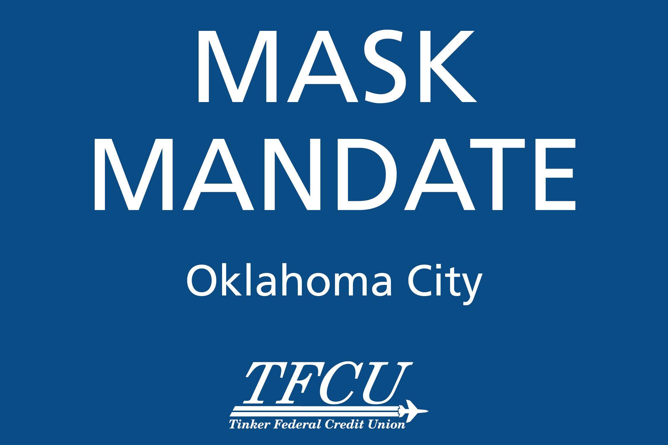 Mask Mandate OKC