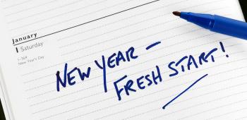 New Year Resolution Reminder