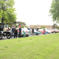 Custom car show fun at the 2019 TFCU Miracle Car Show